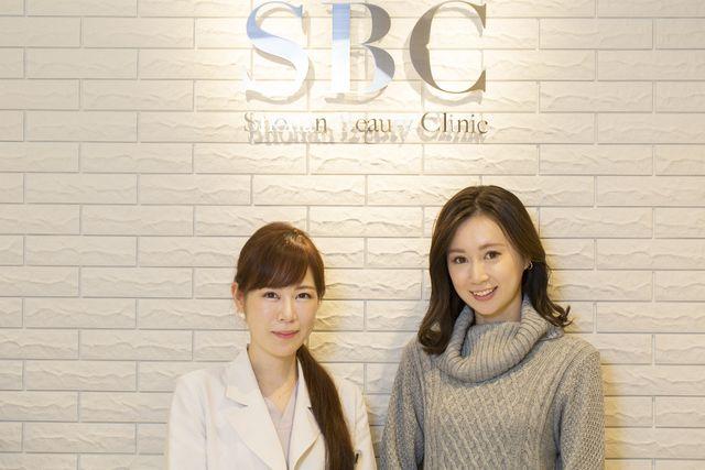 有名読モが体験ボトックスで小顔効果は狙える湘南美容外科 渋谷院