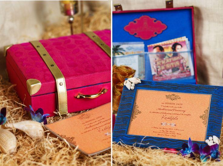 40 best The Indian Wedding - Invitation cards images on Pinterest - fresh invitation box