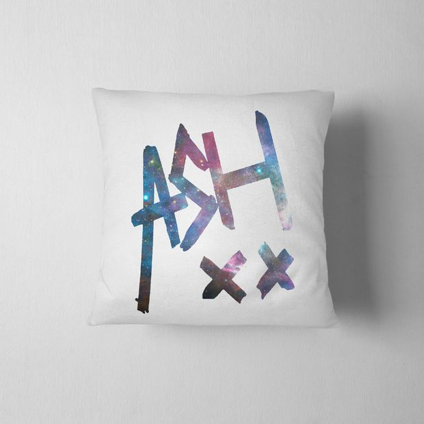 5sos ashton irwin signature nebula pillow case 16 x16 18 for Room decor 5sos