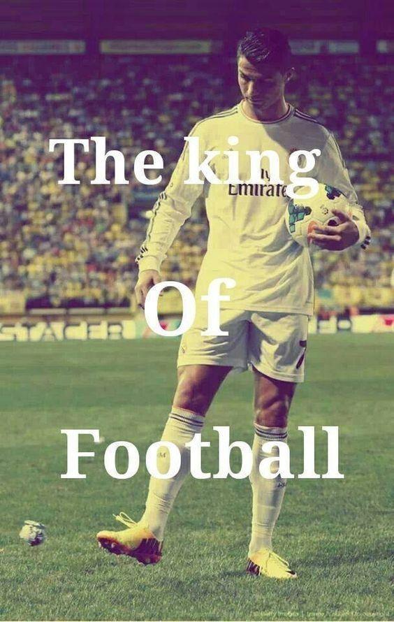 Zgadzacie się z tym stwierdzeniem? • Cristiano Ronaldo jest królem piłki nożnej • Portugalczyk królem futbolu • Wejdź i zobacz >> #ronaldo #cristianoronaldo #football #soccer #sports #pilkanozna