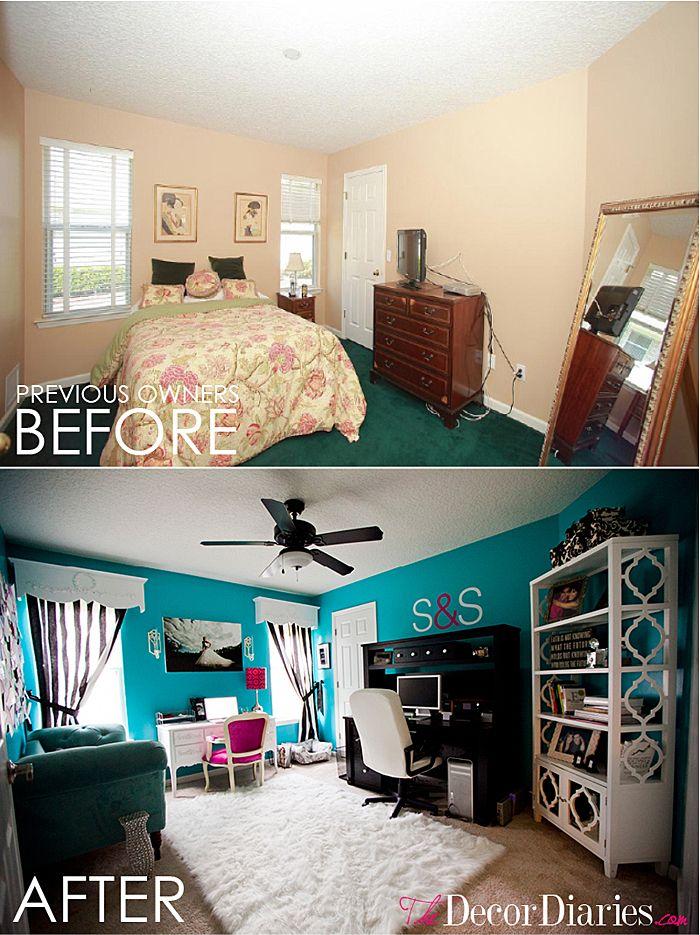 Pleasant 17 Best Ideas About Cute Office On Pinterest Cute Room Decor Largest Home Design Picture Inspirations Pitcheantrous