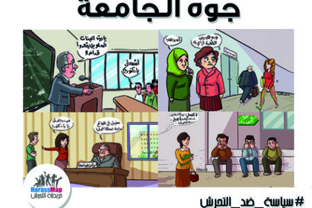 HarassMap | Ending the social acceptability of sexual harassment and assault in Egypt
