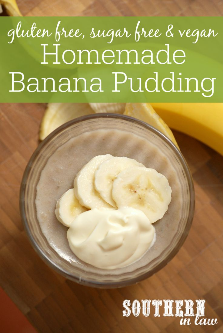 how to make banana pudding from scratch