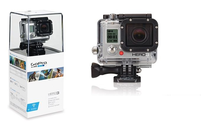 GoPro HD Hero 3 White Edition Kamera