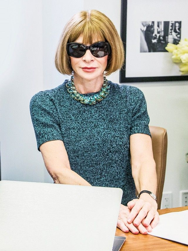 Anna Wintour's Ideal Employee Has THESE Qualities