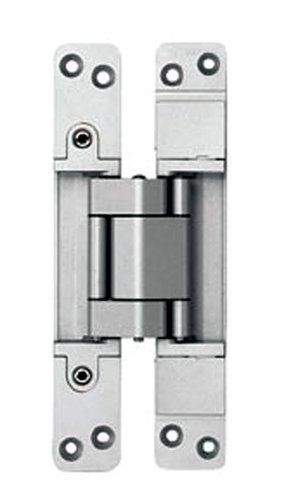 Sugatsune heavy duty invisible hinge up to 154 pound doors by sugatsune for Heavy duty exterior door hinges