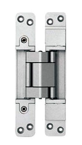 Sugatsune Heavy Duty Invisible Hinge up to 154 pound doors by Sugatsune, http://www.amazon.com/dp/B002ATSQTQ/ref=cm_sw_r_pi_dp_UzJfsb0NT3A0P