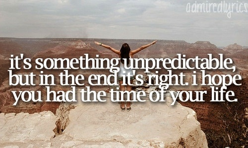 Good Riddance (Time of Your Life) - Green Day with Lyrics ...