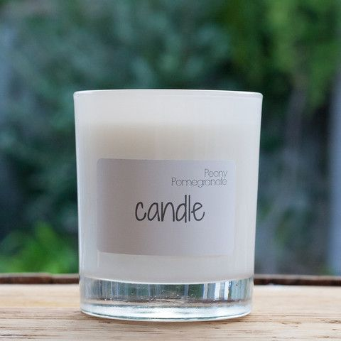 Soy Candle - medium
