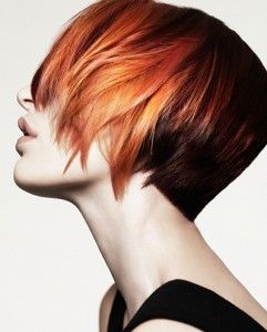 Www Laspinasalonandspa Net Kurzhaarfrisur Haarfarbe Trends 2014