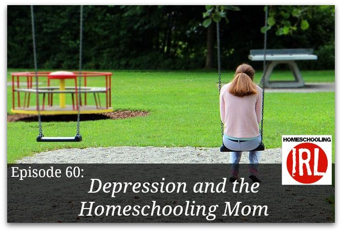 Some subjects are difficult to talk about, especially if we're feeling  pressure to show the world that everything is going well at home. For moms  battling depression, the homeschool community can feel like an unsafe  environment because that pressure to have everything all together seems  even more acute.  Join us and Christian psychologist Dr. Melanie Wilson (a homeschooling mom  of 6 herself) as we discuss the signs of depression, how to find help, and  how to minister to the struggl...