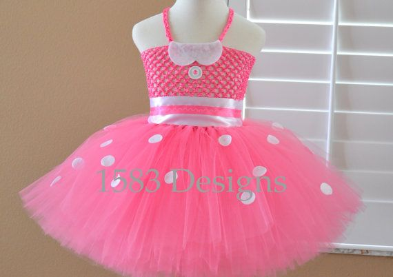 Bowtique tutu dress costume birthday special occasion minnie mouse