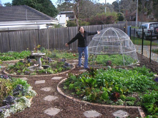 Mandala Garden Gardens Raised Garden Beds And Mandalas