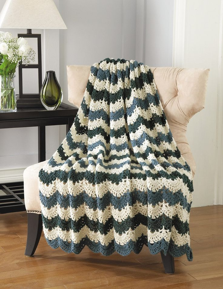 Download Easy Ripple Afghan Crochet Patterns In The Best