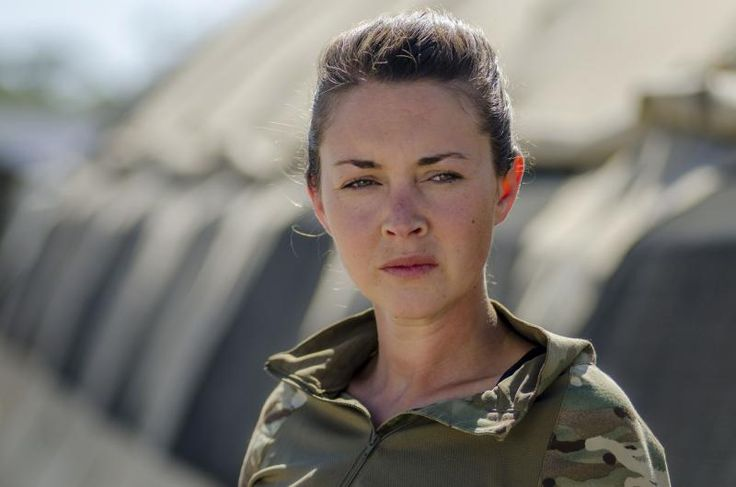Our Girl series: Molly Dawes (Lacey Turner)