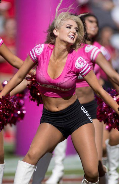 A look back at our favorite cheerleadersof the 2016 NFL season. They can cheer for us anytime!...