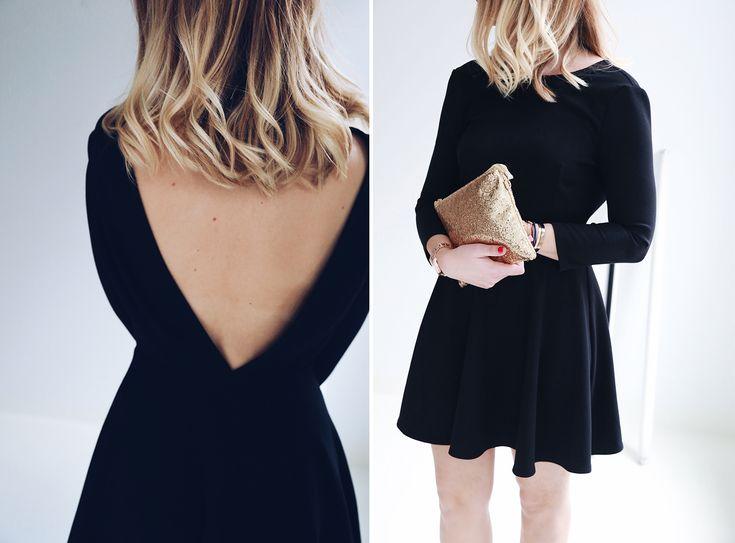 La petite robe noire + concours - Zoé Macaron - blog mode - beauté - lifestyle…