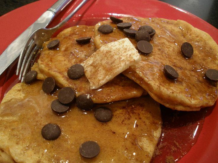 Kodak Power Cakes Chocolate Pancake Recipe Recipe