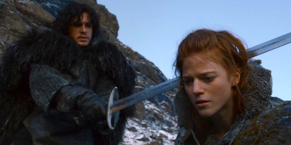 The Epic April Fools' Prank Game Of Thrones' Kit Harington Played On Rose Leslie #FansnStars