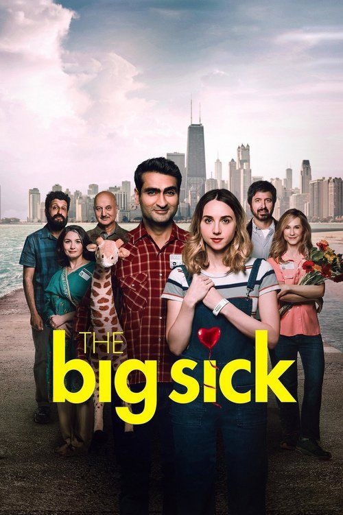 Watch The Big Sick (2017) Full Movie HD Free Download