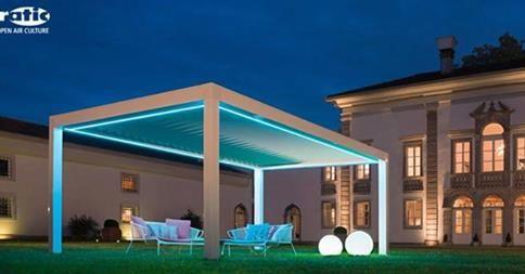 Ampio spazio alla nostra #pergola #bioclimatica Opera su Casa & Design - quotidiano online di la Repubblica dedicato a #casa e #arredamento - che oggi si è occupato di coperture a protezione dalla #pioggia. Buona lettura!