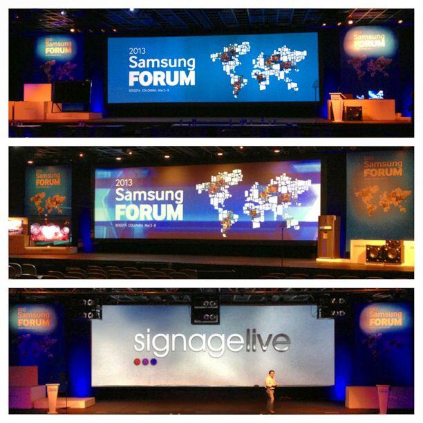 Samsung forum Bogotá