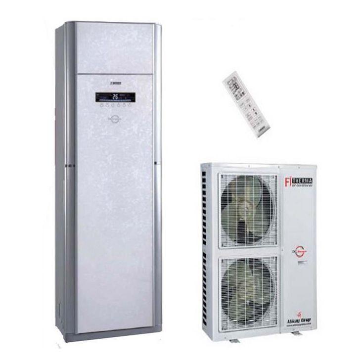 Klima Marketim: Fujitherma-FTHFX48-BA-Salon-Tipi-İnverter-Klima-48000-Btuh
