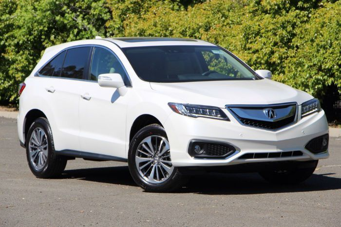2017 Acura RDX AWD with Advance Package - WE HAVE A WINNER!