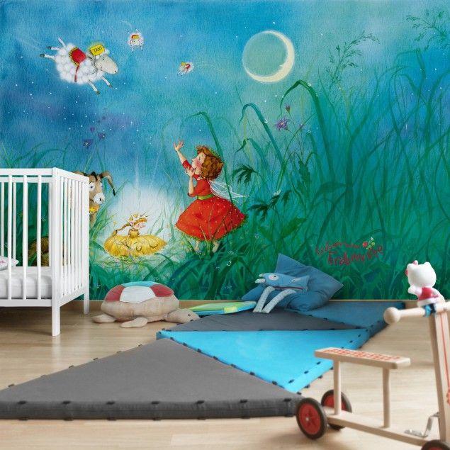 die besten 25 fototapete kinderzimmer ideen auf pinterest. Black Bedroom Furniture Sets. Home Design Ideas