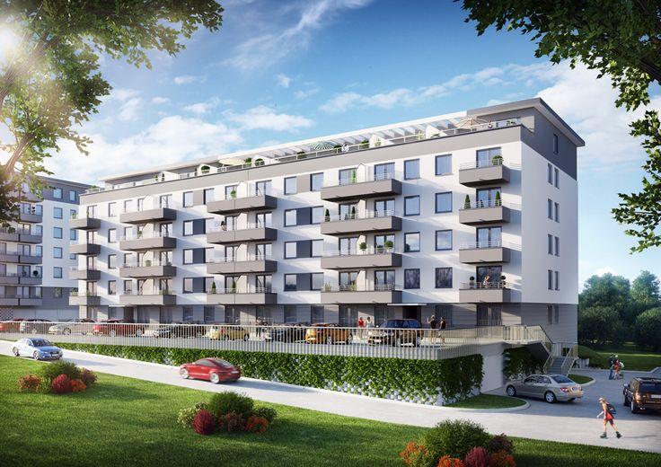 Tak będzie wyglądał II etap inwestycji Banacha w Krakowie. Bogata oferta mieszkań w MDM zaledwie 4,5 km od centrum! Sprawdź!