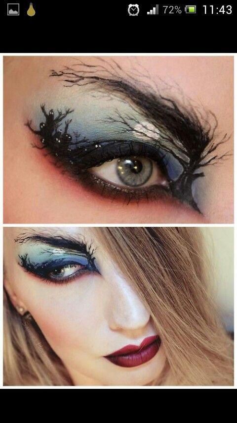 127 best Bellesa tenebrosa images on Pinterest | Make up ...