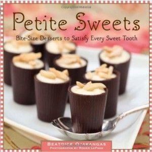 Beatrice Ojakangas Petite Sweets Golda's Kitchen