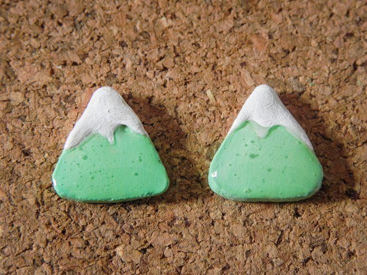 mountain , handmade , ceramic