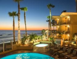 Pacific Terrace Hotel, our favorite place to stay in San Diego
