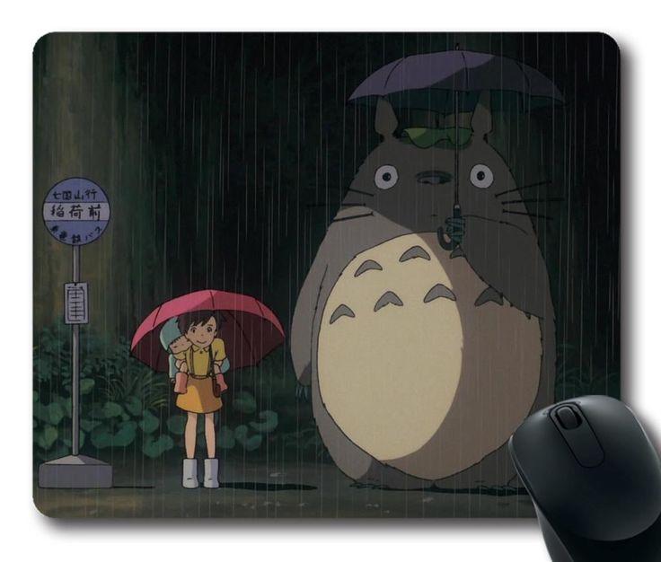 My Neighbor Totoro Oblong Mouse Pad ZEMPOBSM354 - BeGleam