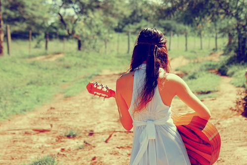 i want to sing my songs to the people they were written for.: Summer Dresses, Best Friends, Quotes, Girls Generation, Plays Guitar, Country Girls, Songs Hye-Kyo, Hair, Guitar Girls