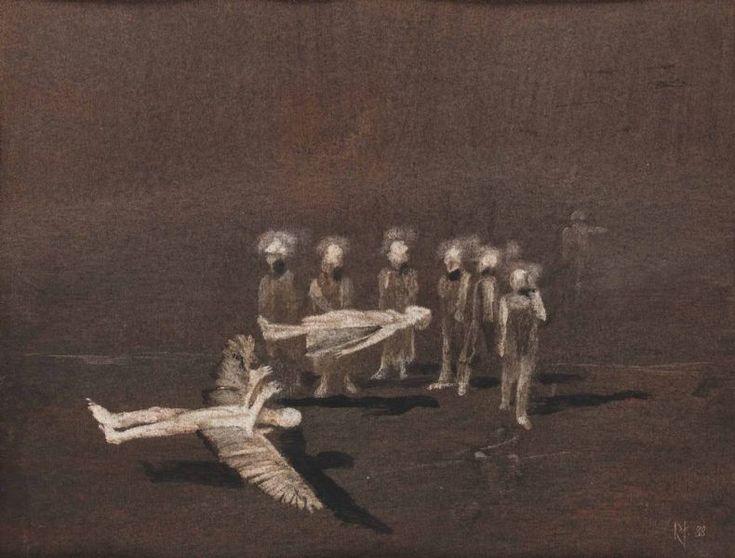 Artist Roj Friberg - FindArtinfo