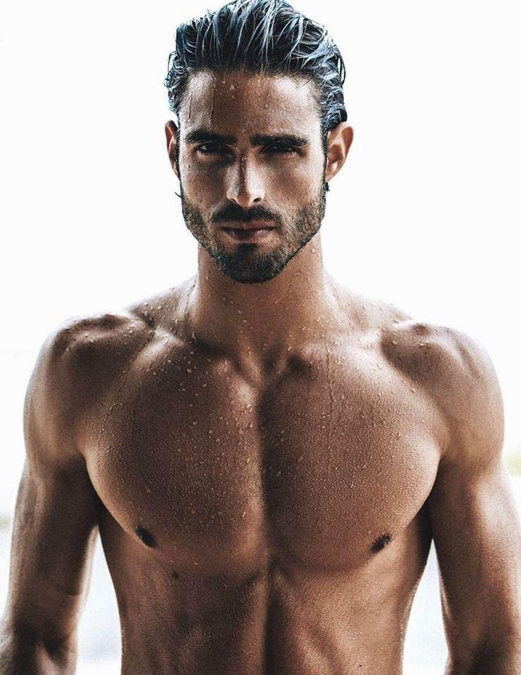 Cuba - Juan Betancourt, male model #cuban #juanbetancourt