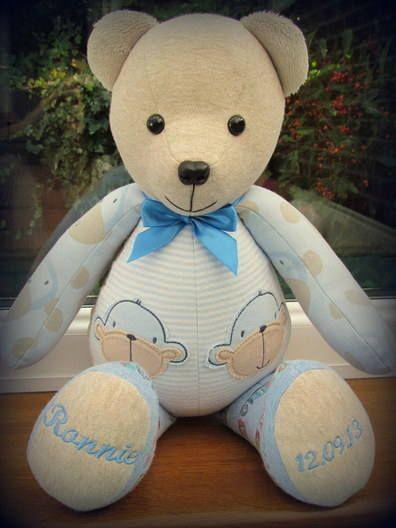 26 Best Images About Teddy Bears Keepsake Memory Bears