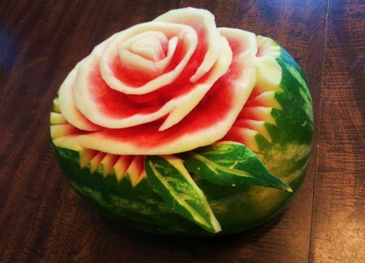 The best ideas about watermelon carving easy on