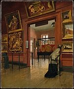 The New Nineteenth-Century European Paintings and Sculpture Galleries   MetPublications   The Metropolitan Museum of Art