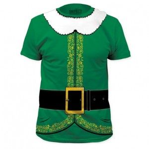 Buddy The Elf's T-Shirt Costume