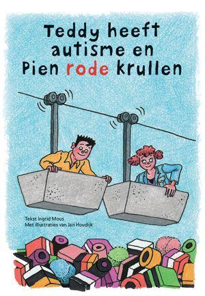 Werkboek over autisme, met informatie en opdrachten