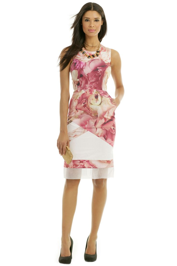 167 Best Floral Frocks Images On Pinterest Evening Gowns