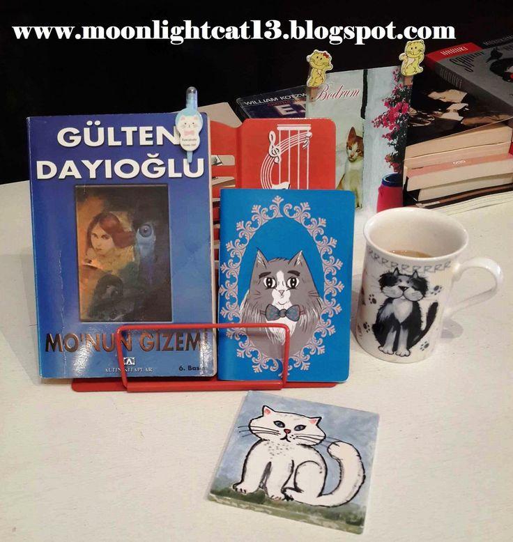 moonlightcat13: Okuma Halleri, Fotoğraflarla - Mo'nun Gizemi / Gül...