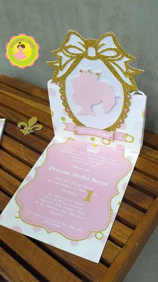 Best 25 Handmade invitations birthday ideas – Handmade Birthday Invitation