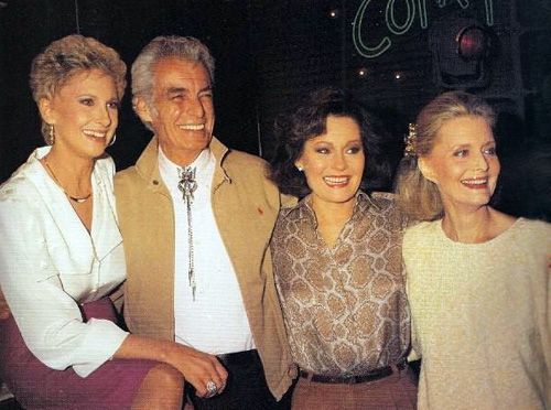 "Tammy Wynette joined the cast of the CBS soap opera ""Capitol"" on March 25, 1986.  Ironically, Tammy played the role of a hair-stylist turned singer, Darlene Stankowski."