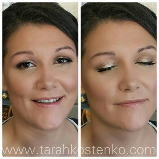 One of my beautiful bridal clients from 2014.   Amazing what well placed highlighter and lashes can do for deep set eyes   @ardell_lashes @stilacosmetics @stilagirlcanada