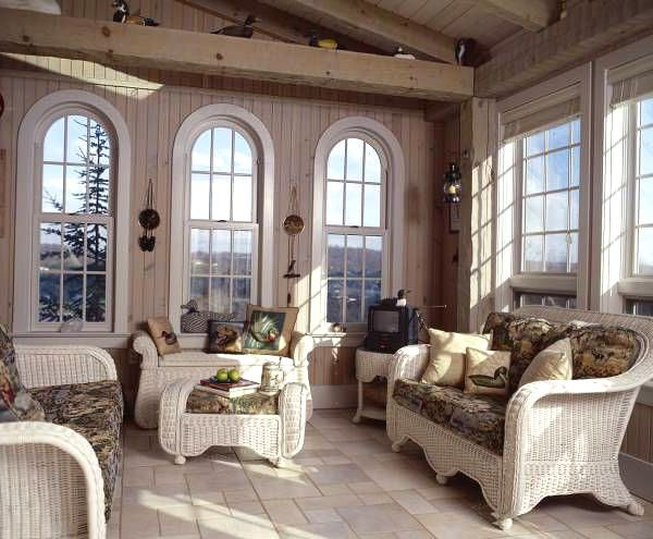 59 best 4 season room ideas images on pinterest four for Timber frame sunroom addition