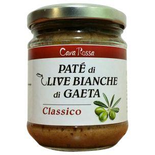 Paté di Olive Bianche di Gaeta - 180gr